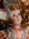 Muñeca clásica Foto de archivo libre de regalías