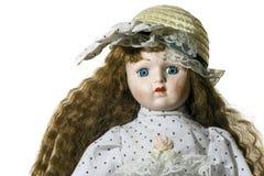 Muñeca clásica Fotos de archivo