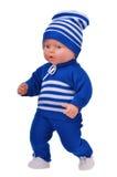 Muñeca corriente del bebé Imágenes de archivo libres de regalías