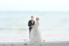 Muñeca de la boda Imágenes de archivo libres de regalías
