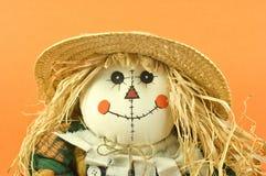 Muñeca de la cáscara de maíz Imagen de archivo