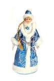 Muñeca de la doncella de la nieve Fotografía de archivo libre de regalías