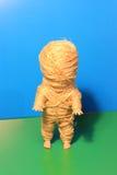 Muñeca de la momia Imágenes de archivo libres de regalías