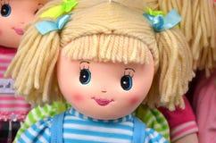 Muñeca de la muchacha foto de archivo libre de regalías