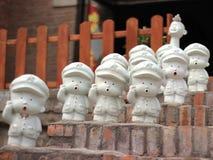 Muñeca de la porcelana Foto de archivo
