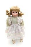 Muñeca de la vendimia Imagenes de archivo