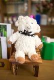 Muñeca de las ovejas Imágenes de archivo libres de regalías