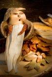 Muñeca de los hongos fotos de archivo libres de regalías
