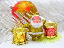 Muñeca de Papá Noel Foto de archivo libre de regalías