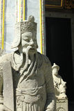Muñeca de piedra china Fotos de archivo