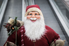 Muñeca de Santa Claus Imagen de archivo