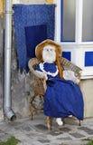 Muñeca de trapo Fotografía de archivo