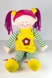 Muñeca del color Foto de archivo
