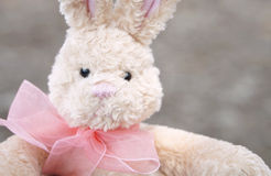 Muñeca del conejo Fotografía de archivo