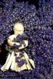 Muñeca del cornhusk Imagenes de archivo