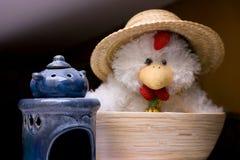 Muñeca del gallo Imagen de archivo