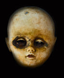 Muñeca del horror Imagenes de archivo