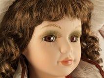 Muñeca del juguete Fotografía de archivo libre de regalías