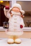 Muñeca del muchacho Fotografía de archivo
