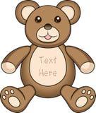 Muñeca del oso Imagen de archivo