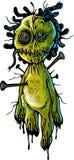 Muñeca del vudú Imagenes de archivo