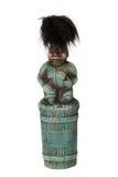 Muñeca del vudú Fotografía de archivo