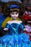 Muñeca espeluznante Fotografía de archivo