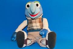 Muñeca Gonzo From The Muppets Fotografía de archivo