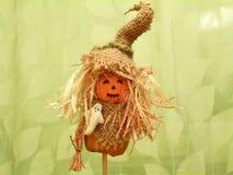 Muñeca hecha a mano de Víspera de Todos los Santos Imágenes de archivo libres de regalías