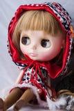 Muñeca hermosa Fotos de archivo libres de regalías