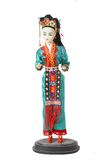 Muñeca japonesa foto de archivo