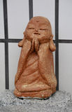 Muñeca japonesa Foto de archivo libre de regalías