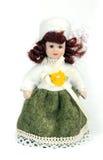 Muñeca linda Foto de archivo libre de regalías