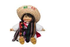 Muñeca mexicana Imagen de archivo libre de regalías