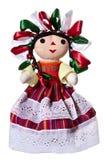 Muñeca mexicana nacional Foto de archivo libre de regalías