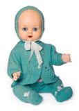Muñeca pasada de moda Fotografía de archivo libre de regalías