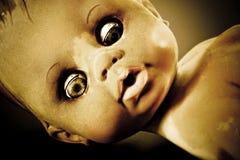 Muñeca quebrada Imágenes de archivo libres de regalías