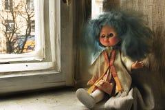 Muñeca retra Fotos de archivo libres de regalías