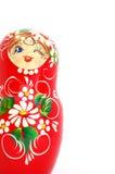Muñeca rusa Imágenes de archivo libres de regalías
