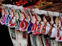 Muñecas Imagen de archivo libre de regalías
