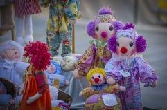 muñecas Imágenes de archivo libres de regalías