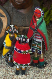 Muñecas de África Fotos de archivo libres de regalías