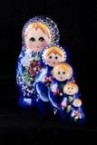 Muñecas de Babushka Foto de archivo