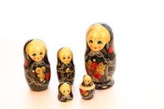 Muñecas de Babushka imagen de archivo
