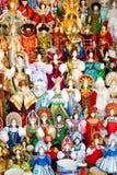 Muñecas de la decoración Foto de archivo libre de regalías