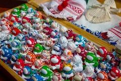 Muñecas de la tela Foto de archivo libre de regalías