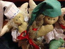 Muñecas de Tilda Imagen de archivo libre de regalías