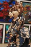 Muñecas del estilo del batik Fotos de archivo libres de regalías