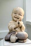Muñecas del monje del niño Fotografía de archivo libre de regalías