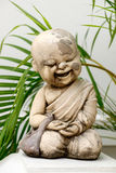 Muñecas del monje del niño Fotos de archivo
